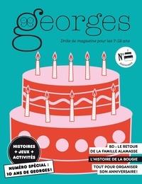 Eléonore Zuber - Georges N° 50, février-mars  : Anniversaire.