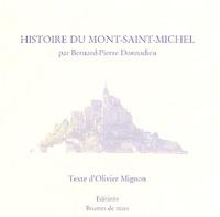 Olivier Mignon - Histoire du Mont Saint-Michel. 2 CD audio
