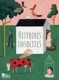 Jihad Darwiche et Guy Prunier - Histoires insolites. 1 CD audio