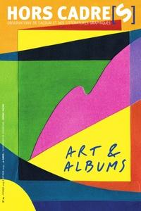 Sophie Van der Linden - Hors Cadre(s) N° 24, avril à octob : Art & albums.