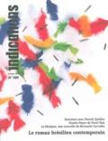 Lorent Corbeel - Indications N° 389, Octobre 2011 : Le roman brésilien contemporain.