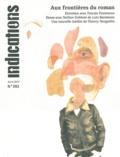 Lorent Corbeel - Indications N° 392, Avril 2012 : Aux frontières du roman.