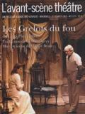 Danielle Dumas - L'Avant-scène théâtre N°1177, 1er Février : Les Grelots du fou - Comédie en deux actes de Luigi Pirandello.