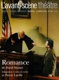 David Mamet - L'Avant-scène théâtre N° 1196, 15 janvier : Romance.