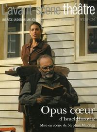 Israel Horovitz - L'Avant-scène théâtre N° 1208, 1er septemb : Opus coeur - Suivi de Inconsolable.
