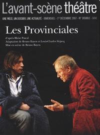 Blaise Pascal - L'Avant-scène théâtre N° 1233-1234, 1er dé : Les Provinciales.