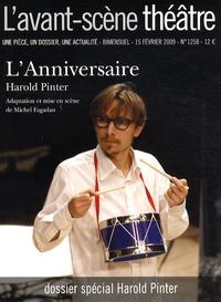 Harold Pinter - L'Avant-scène théâtre N° 1258, 15 février : L'Anniversaire.