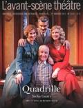 Sacha Guitry et Anne-Claire Boumendil - L'Avant-scène théâtre N° 1315, 1er janvier : Quadrille.