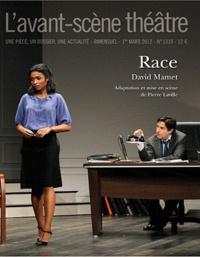 David Mamet - L'Avant-scène théâtre N° 1319, 1er mars 20 : Race.