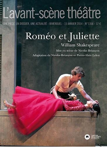 L'Avant-scène théâtre N° 1356, 15 janvier  Roméo et Juliette