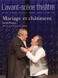 David Pharao et Jean-Luc Moreau - L'Avant-scène théâtre N° 1408, août 2016 : Mariage et châtiment.