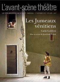 Carlo Goldoni - L'Avant-scène théâtre N° 1430, 1er octobre : Les jumeaux vénitiens.