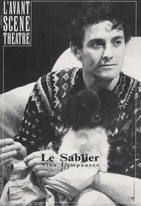 Nina Companeez - L'Avant-scène théâtre N° 772, 15 juin 1985 : Le Sablier.