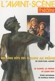 Jean-Paul Alègre et Danielle Dumas - L'Avant-scène théâtre N° 898 bis : Les cinq dits des clowns au prince.