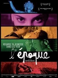 Matthieu Bareyre - L'Epoque. 1 DVD
