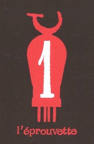 Alex Baladi et Riad Sattouf - L'Eprouvette N° 1, Janvier 2006 : .