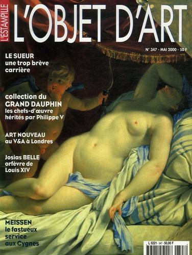 Jeanne Faton-Boyancé - L'estampille/L'objet d'art N° 347, Mai 2000 : .