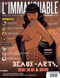 Frédéric Bosser - L'immanquable Hors-série N° 14 : Beaux-Arts, sexe & BD.