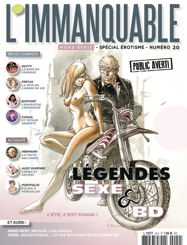 Dbd Editions - L'immanquable Hors-série N° 20 : .