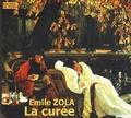 Emile Zola - La curée. 1 CD audio MP3