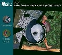 Elisabeth Calandry et Rose-Claire Labalestra - La danse des pois ; Le fantôme du bagne. 2 CD audio