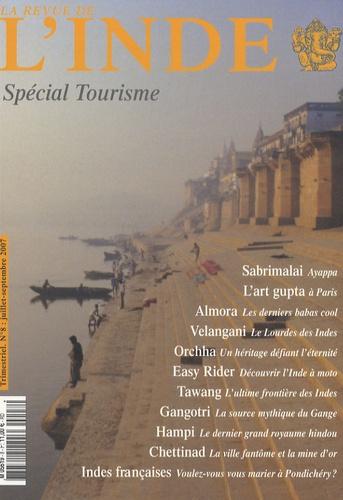 François Gautier - La Revue de l'Inde N° 8, Juillet-septem : Spécial Tourisme.
