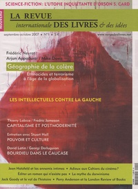 Frédéric Neyrat et Arjun Appadurai - La revue internationale des livres & des idées N° 1, Septembre-Octo : .