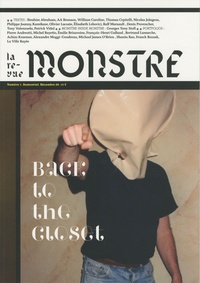 Ibrahim Abraham et Caroline William - La revue monstre N° 1 : Back to the closet.