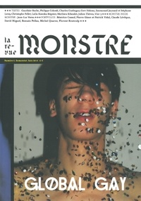 Gauthier Boche et Philippe Colomb - La revue monstre N° 2, Juin 2010 : Global Gay.