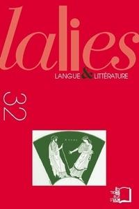 Daniel Petit et Sandra Boehringer - Lalies N° 32/2012 : .