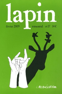 Nine Antico - Lapin N° 37, Février 2009 : .