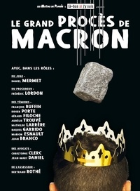 Jonathan Duong et Daniel Mermet - Le grand procès de Macron. 1 DVD