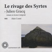 Julien Gracq - Le rivage des Syrtes. 1 CD audio MP3