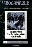 Jacques Papin - Le Rocambole N° 42, Printemps 200 : Eugène Sue à l'étranger.