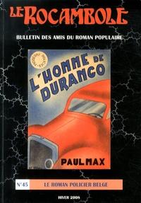 Le Rocambole N° 45, Hiver 2008.pdf