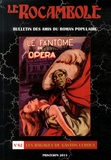 Daniel Compère et  Alfu - Le Rocambole N° 62, Printemps 201 : Les bagages de Gaston Leroux.