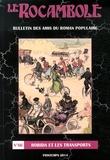 Daniel Compère - Le Rocambole N° 66, Printemps 201 : Robida et les transports.