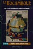 Daniel Compère et Robert Soubret - Le Rocambole N° 68-69, Automne-hi : Hetzel éditeur populaire.