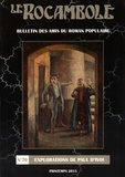 Marie Palewska - Le Rocambole N° 70, Printemps 201 : Explorations de Paul d'Ivoi.