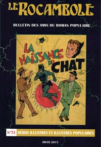 Collectif - Le Rocambole N° 73 : .