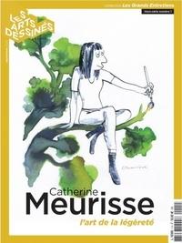 Frédéric Bosser - Les Arts dessinés Hors-série N° 1, sep : Catherine Meurisse - L'art de la légèreté.