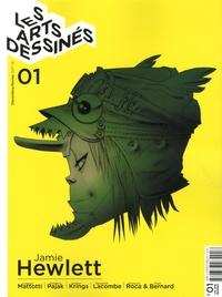 Frédéric Bosser - Les Arts dessinés N° 1, décembre 2017- : Jamie Hewett.