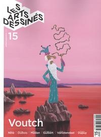 Frédéric Bosser - Les Arts dessinés N° 15, juillet-septe : Voutch.