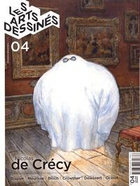 Frédéric Bosser - Les Arts dessinés N° 4, octobre-décemb : Nicolas de Crécy.