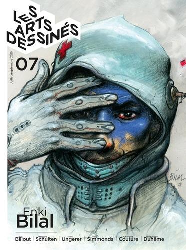 Les Arts dessinés N° 7, juillet-septem Enki Bilal