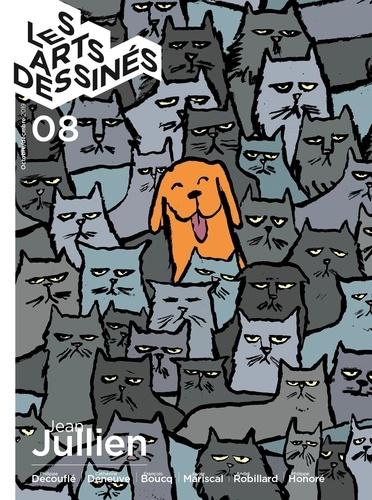 Frédéric Bosser - Les Arts dessinés N° 8, octobre-novemb : Jean Julien.