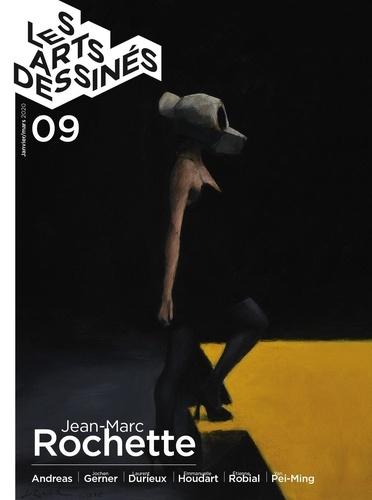 Les Arts dessinés N° 9, janvier-mars 2 Jean-Marc Rochette