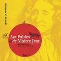 Jean de La Fontaine - Les Fables de Maître Jean. 1 CD audio