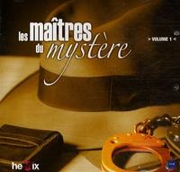 Jean Cosmos - Les maîtres du mystère - Tome 1, CD audio.