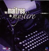 Pierre Lamblin - Les maîtres du mystère - Tome 5, CD audio.